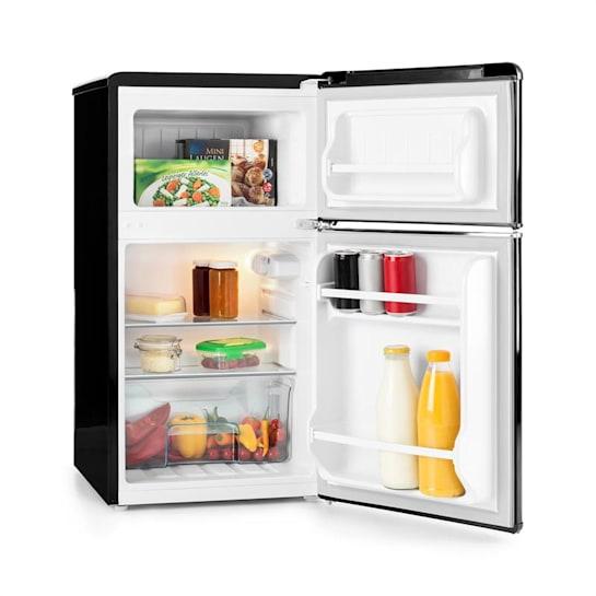 Monroe Black kombinovaná chladnička