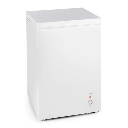 Klarstein Iceblokk fagyasztóláda, 100 l, 75 W, A+, fehér