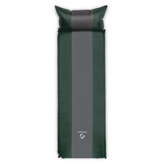 Goodsleep 3 Isomatte Luftmatratze 3cm dick selbstaufblasend grün / grau