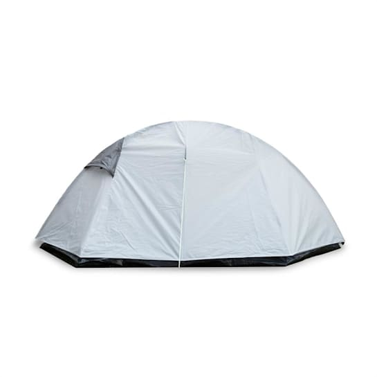 Cennte Trekking Tent 1-2 People 155x115x265 cm Polyester 2000 mm Grey