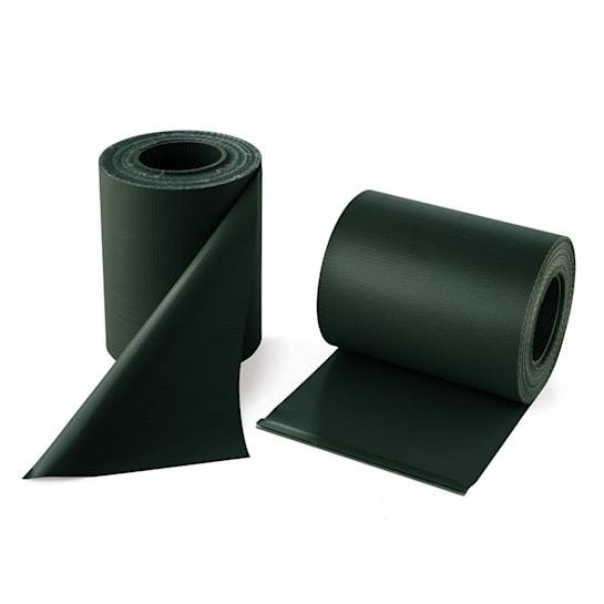 Pureview, ochrana před pozorováním, PVC, 2 role, 35 mm x 19 cm, 60 svorek, zelená
