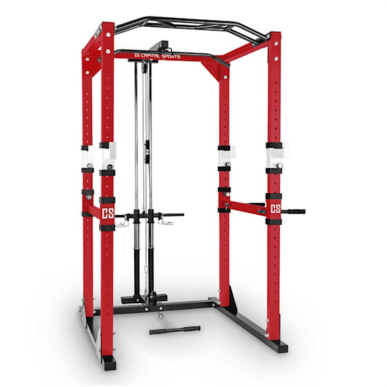 Tremendour Pl Power Rack