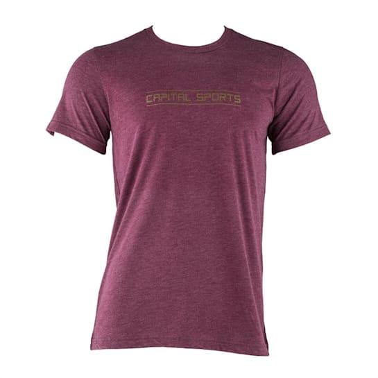 majica za trening za muškarce,kesten boja, veličina S
