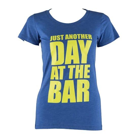 Trainings-T-Shirt für Frauen Size L True Royal