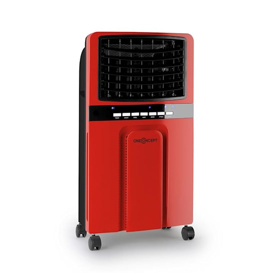 Baltic Red levegőhűtő, ventilátor, 65 W, 400m³/h, távirányító