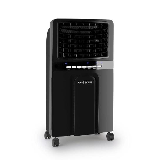 Baltic Black, 65 W, 400 m³/h, hladnjak zraka, ventilator, daljinsko u