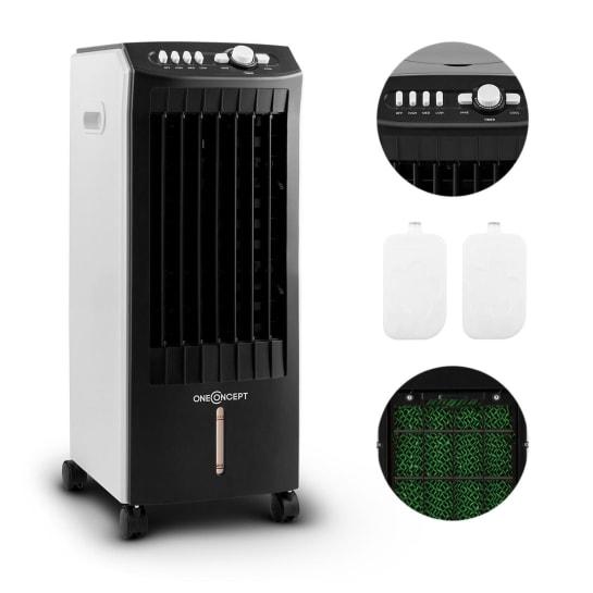 MCH-1 V2 jäähdytyslaite ilmastointilaite tuuletin 3in1 liikuteltava 65 W