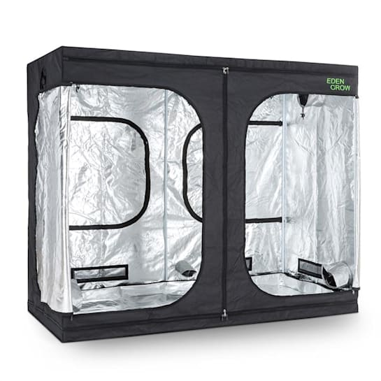 Eden Grow XL Grow Box Growtent Homegrowing Indoor 240x120x200cm