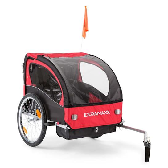Trailer Swift Kids Bike Trailer Baby Trailer 2 Seater max. 20 kg