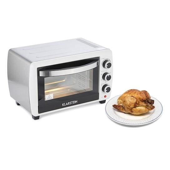 Omnichef 20 2G Mini Oven Rotisserie 1500W 20 l White