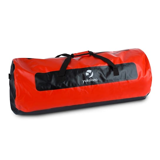 Quintoni 120 Duffel Sport Bag 120 Litre Waterproof Black / Red