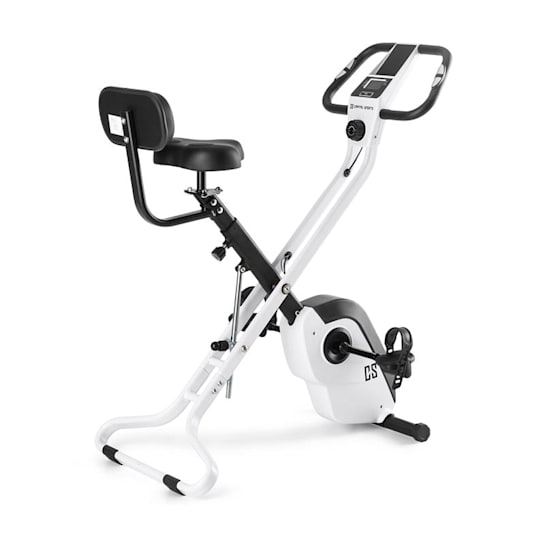 Azura X2 X-Bike up to 120 kg Pulse Meter Foldable 4 kg White