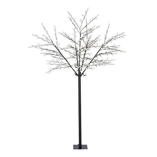 Shineberry WW 250 Lichterbaum Beeren 560 LEDs warmweiß