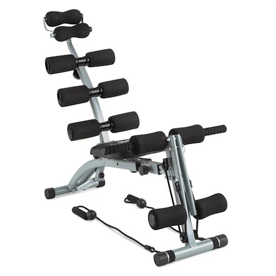 Sixish Core, černý, trénink břicha, trénink těla