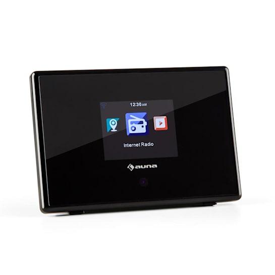 "iAdapt 240 Adattatore Internet Radio WLAN Display TFT a colori da 2,4"" Line-Out nero"