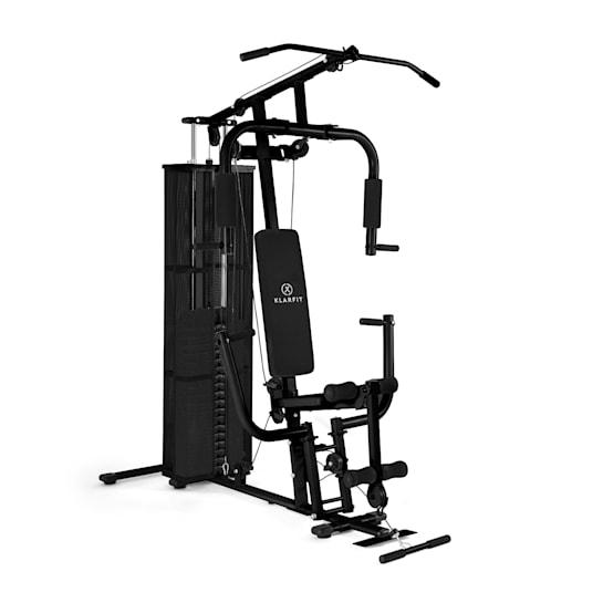 Ultimate Gym 3000 kuntolaite kotikuntosali musta