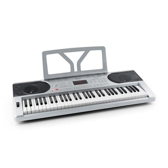 Etude 300 Keyboard 61 Keys 300 Voices 300 Rhythms 50 Demo Silver