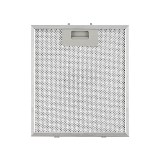 Alumínium zsírszűrő 23 x 26 cm
