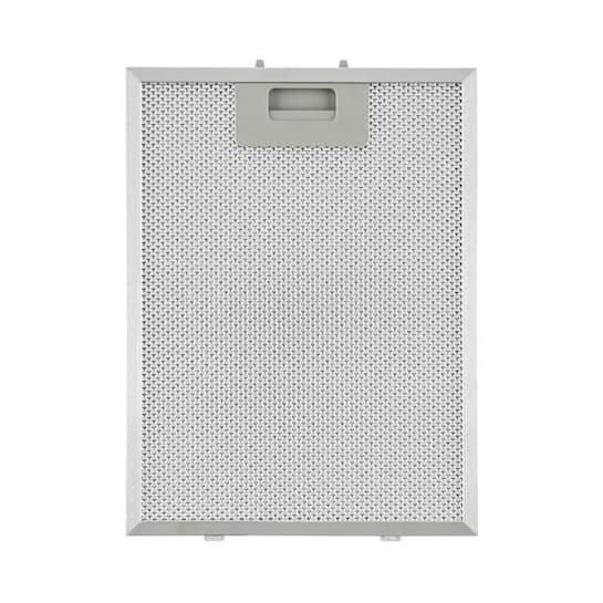 Hliníkový tukový filter 22 x 29 cm