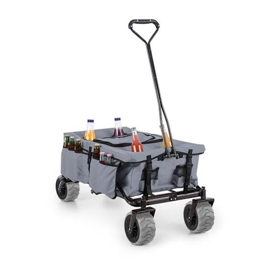 Greyjoy Bollerwagen mit faltbarem Rahmen und integrierter Kühltasche