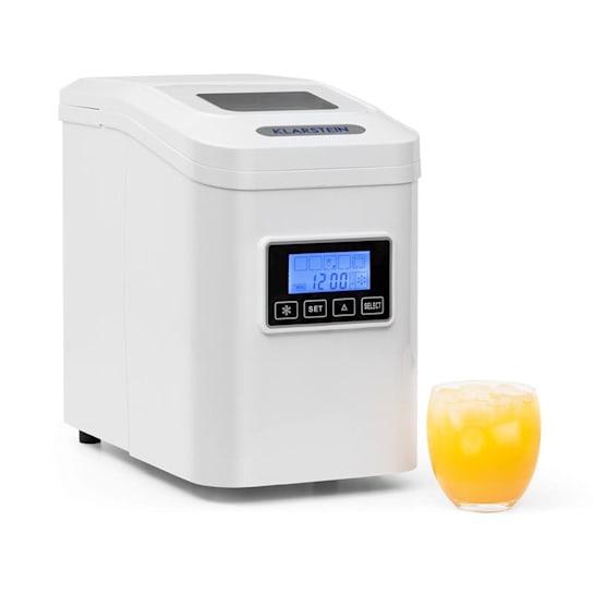 Lannister Eiswürfelbereiter Eiswürfelmaschine 10 kg / 24 h weiss