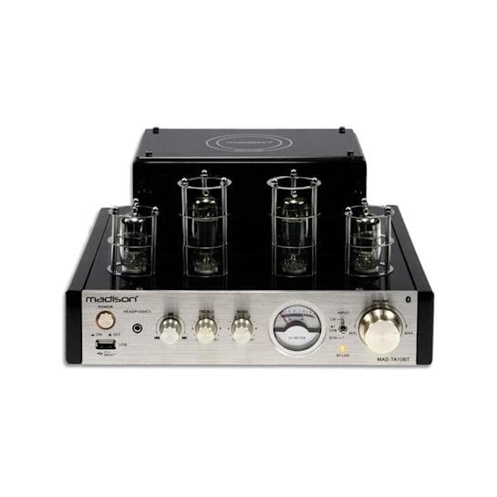 MAD-TA10BT Amplificatore Tubolare Bluetooth USB Line 2x25W RMS