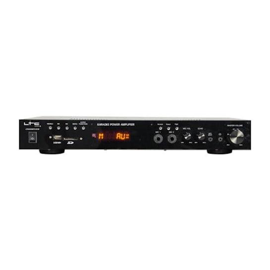 ATM6100BT HiFi stereo-versterker 2x 50W HDMI bluetooth USB SD MP3 UKW