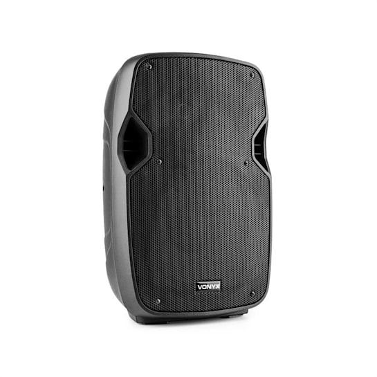 """AP1000 Hi-End 10"""" Passiv-Lautsprecher 400W 35 mm Stativeinsatz schwarz"""
