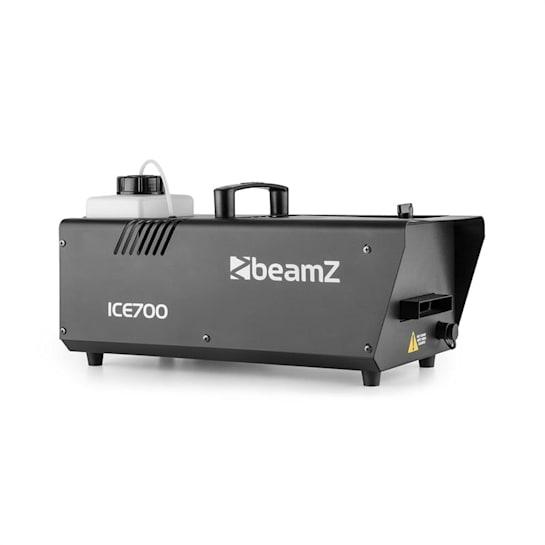 ICE700 Eis-Nebelmaschine Bodennebelmaschine 700W 1200 ml Tank schwarz