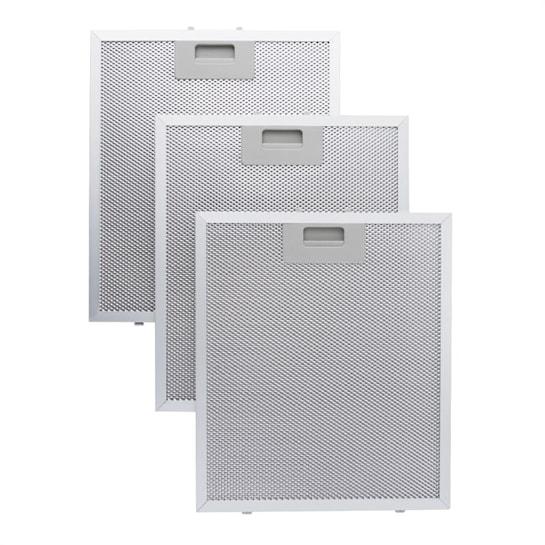 Filtre à graisse aluminium 26 x 37 cm