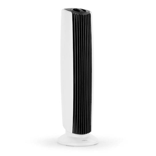 """3 in 1 ilmanpuhdistaja ionisaattori otsoni 18"""" musta/valkoinen"""