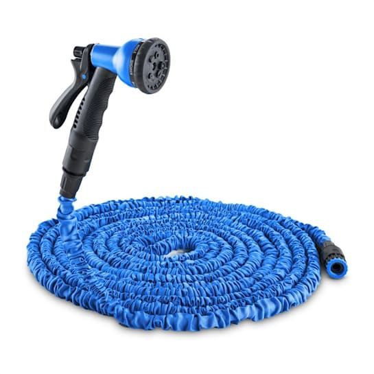 Flex 22 flexible garden hose with 8 functions 22.5m blue