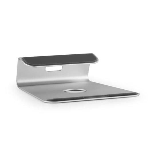 A-ST-1 Laptop-Halterung Notebook-Ständer 18° Aluminium silbern