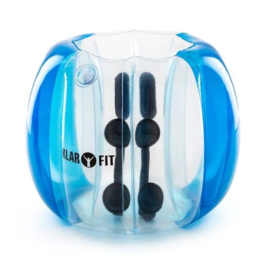 Bubball KB Bubble Ball Blasen-Fußball Kinder 75x110cm EN71P PVC blau