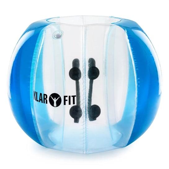 BUBBALL AB, BUBBLE BALL, PRO DOSPĚLÉ, 120X150 CM, EN71P, PVC, MODRÁ