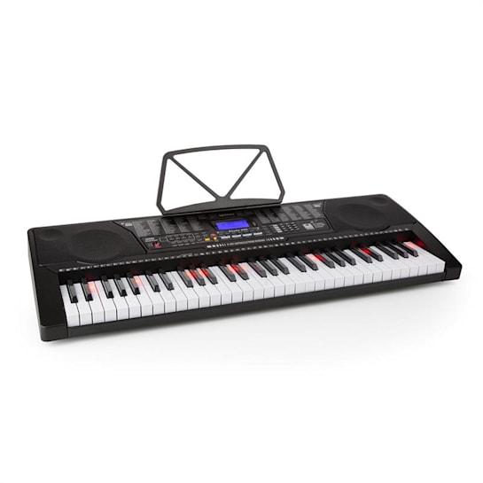 Etude 225 USB Beginner's Keyboard 61 Keys USB MIDI Player backlight buttons