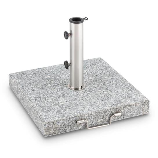 Schirmherr 30SQ, stojan na slunečník, 30 kg, podstavec, leštěný granit