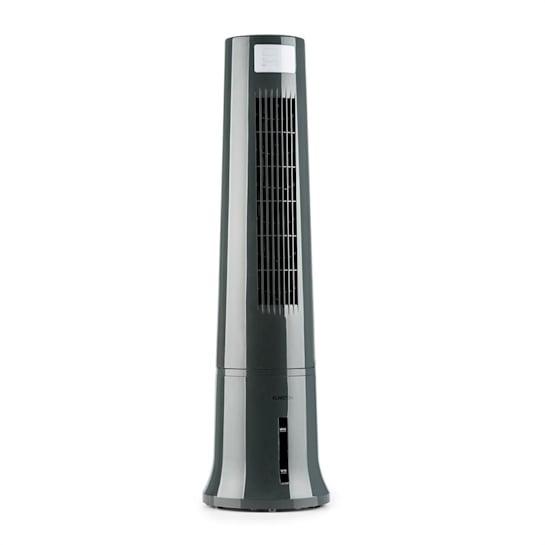 Highrise raffrescatore evaporativo 3 in 1 35W portata d'aria 530 m³/h max. 2,5l busta del ghiaccio grigio