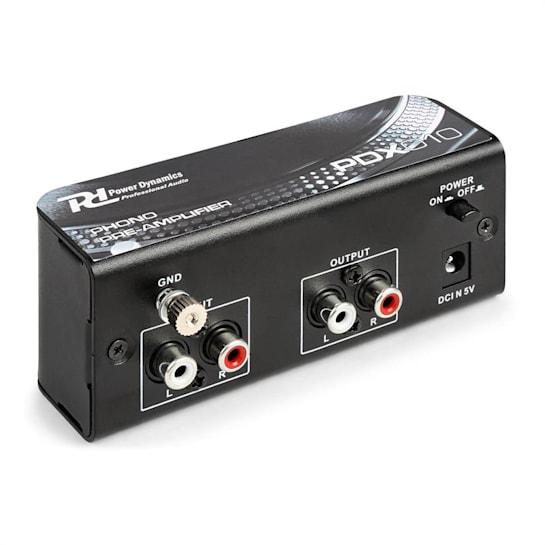 PDX010, phono predpojačalo, phono-line,stereo predpojačalo