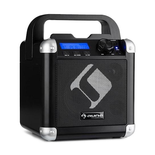 BC-1, karaoke sustav, bluetooth, baterija, ručka, USB, AUX ulaz, crna