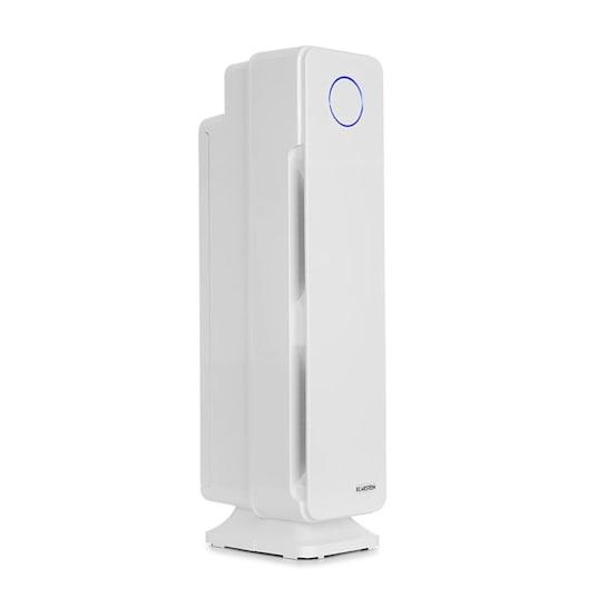Piemont 4-v-1, čistička vzduchu, 50 W, 210 m³/h, časovač, 5 stupňov, biela
