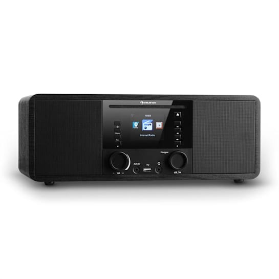IR-190 Internetradio CD-Player WiFi UPnP USB Fernbedienung