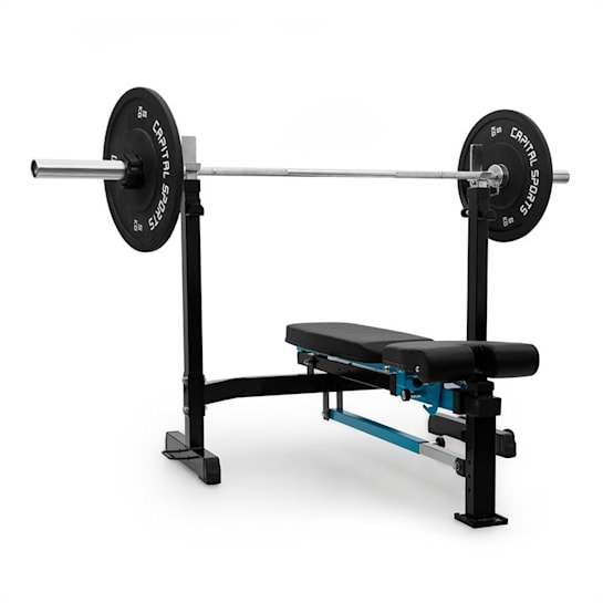 Benchex Panca Pesi Inclinata /piana fino a 250 kg blu