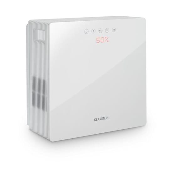 Purepal légtisztító, 2 az 1-ben tisztító, légfrissítő, 15 W, érintővezérlés, fehér