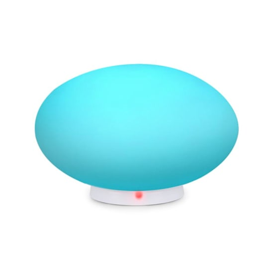 Flatlight LED-Leuchte induktive Ladestation Polyethylen Fernbedienung