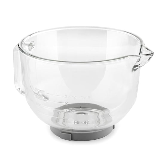 Bella Glass Bowl Accessories for Bella 2G Food Processors