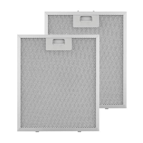 Filtre à graisse en aluminium 27,1 x 31,8 cm