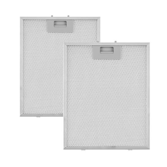 hliníkový filtr mastnot 23,8x31,8 cm, vyměnitelný filtr, náhradní filtr, příslušenství