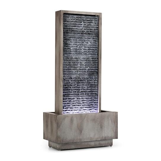Imperia Vrtni vodnjak Notranji/Zunanji, 10 W Črpalka, 10m Kabel pocinkan