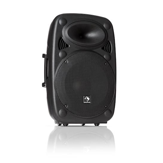 "SLK-15-A Aktiv Altoparlante PA 15"" 800 W max. Ingressi USB e SD, MP3"